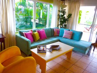 Playa Hermosa villa photo - Great Room