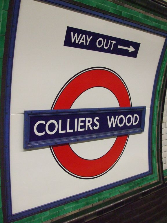 Only 20 minutes by Tube to Central London
