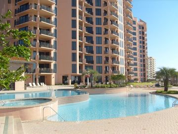 Pools & Hot Tub -Located Directly Below Unit on the beach side