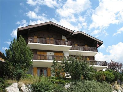 Chalet Edelweiss, Top Floor Apartment (right side).