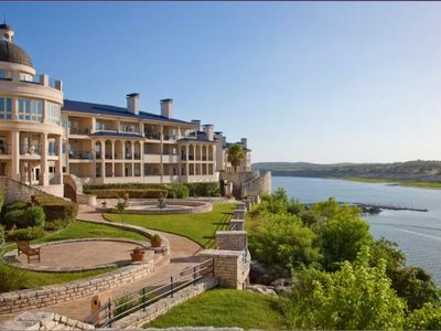 The Island on Lake Travis