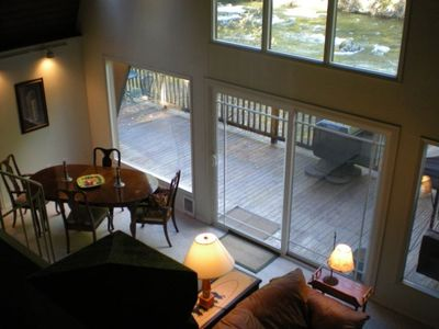 North Bend chalet rental