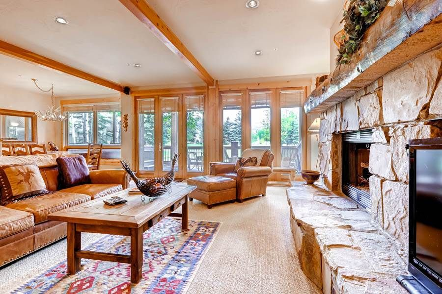 Deer Valley Base Area Condo Private Hot Tub Vrbo