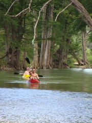 Boerne house photo - Drop in in Waring & Kayak the river to property