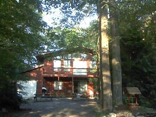 Tobyhanna house photo - Front View of Home