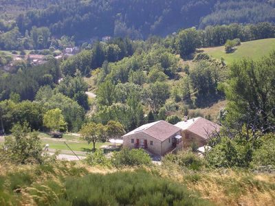 Country holiday home - ALZON