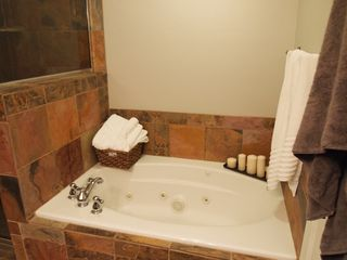 Bear Hollow Village condo photo - Jetted Tub