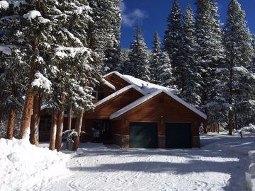 Blue River house rental - 11/16/2014 - Just another beautiful day in Blue River