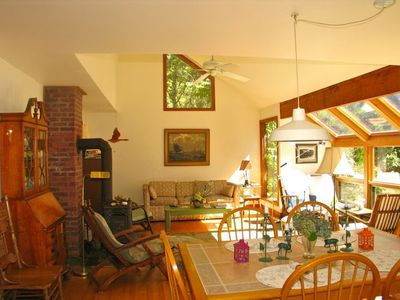 West Tisbury house rental - .