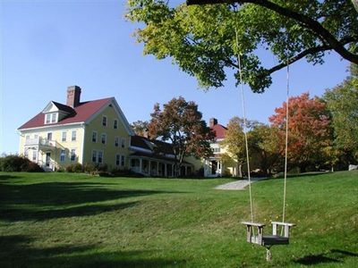 Andover lodge rental - Merrill House - Summer
