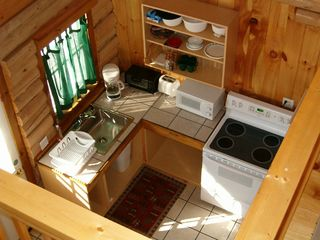 Bretton Woods cabin photo - Full kitchen