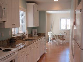Bethany Beach townhome photo - The kitchen has been completely renovated with all new appliances.