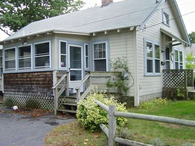 South Yarmouth house rental - Our cozy Cape house.