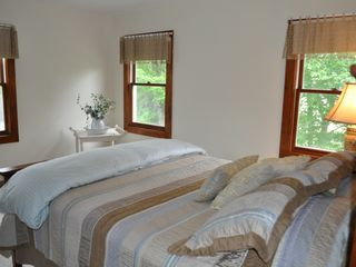 Bedroom 2, Confortable Queen Bed , Large Closets - Bar Harbor cottage vacation rental photo