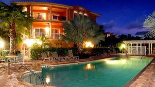 Holmes Beach condo photo - La Casa Pool - Anna Maria Island