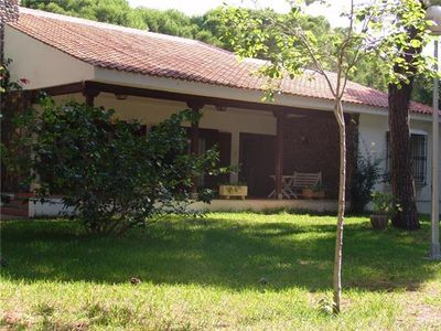 Cottage for 9 people close to the beach in Chiclana de la Frontera
