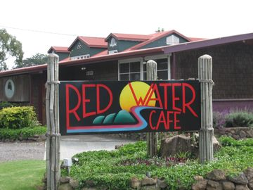 Our recommended restaurant in Waimea (Kamuela), catering and personal chef also.