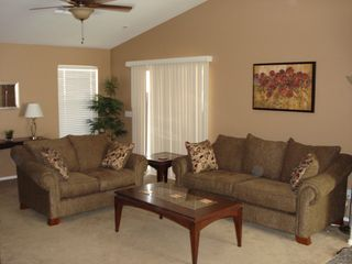 San Tan Valley bungalow photo - Living room