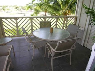 Waikoloa Beach Resort condo photo - The Lanai, a great place to enjoy your coffee in the morning or a drink at night