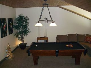 Brian Head townhome photo - Billiard Room