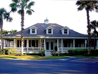 St. Simons Island condo photo - Club House, fitness and business center