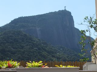 Jardim Botânico apartment photo - CORCOVADO VIEW PLACE OF CRISTO REDENTOR! ONE OF THE 7 MODERN WONDER WORLD
