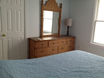 Sea Isle City townhome rental - 1st floor bedroom #1