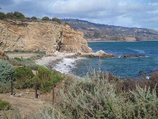 Rancho Palos Verde condo photo - 2- Minute Walk to Beach Along Trail behind the Casita