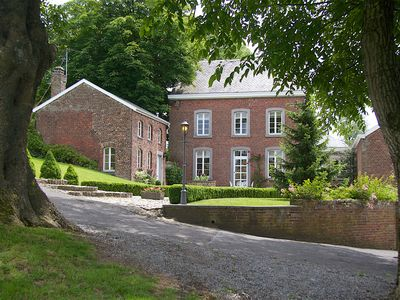 Attractive estate near Maastricht, Liège and Aachen. Ideal for family weekend.
