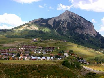 Crested Butte condo rental - CB Summer's are Fantastic