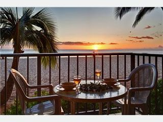 Makaha condo photo - Spectacular Sunsets from Lanai