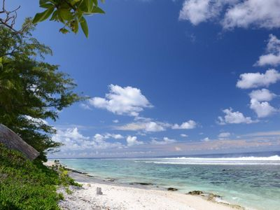 Beach - Villa Miki Miki - Vacation rental - Moorea