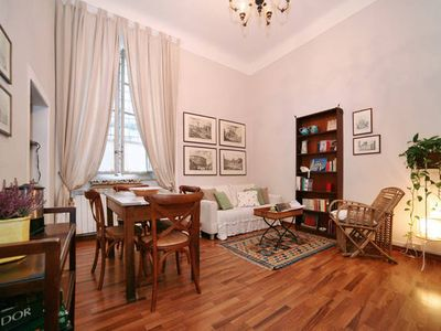Apartment for 3 people, bright and elegant near Puccini Museum