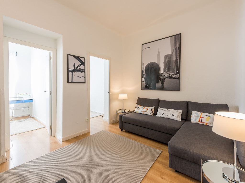 Appartement 3 chambres - Madrid - appartement