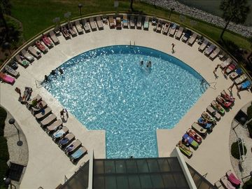 South Tower pool