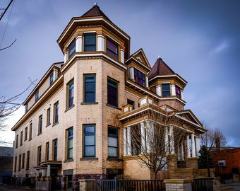 Missoula apartment rental - Historic Bab's Building, downtown location- everything is right here!