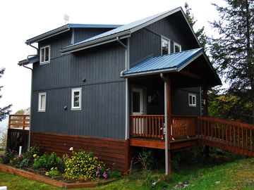 This is your Alaskan Cottage
