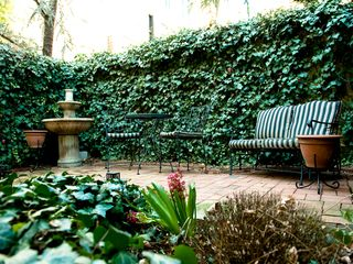 Philadelphia house photo - Outdoor courtyard
