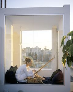Nook on roof top