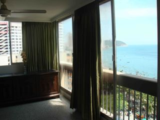 Santa Marta condo photo - Ocean Front Dining Room