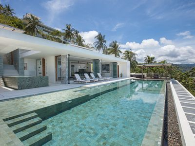 Lime Zest Villa on Samui