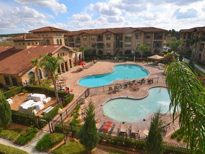 Newly Furnished 1st Floor Bella Piazza Condo, Close to Disney