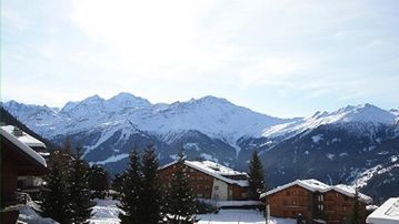 Verbier chalet rental - Breathtaking views of the Swiss Alps.