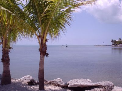 Islamorada condo rental - Flats fishing seen from beach area