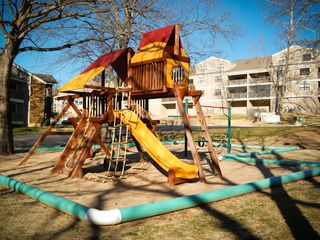 Branson condo photo - Lakeside children's playground just a short drive down the hill from the condo.