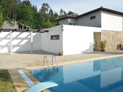 Quinta de Ataide Rural Tourism with swimming pool for holidays