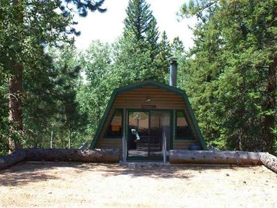Nice cozy summer and winter cabin located on Terry Peak close to Deadwood Gaming