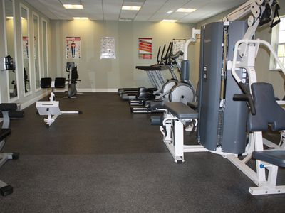 Oakwater townhome rental - Keep fit while on vacation.