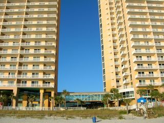 Splash Resort condo photo - Splash East and West Towers