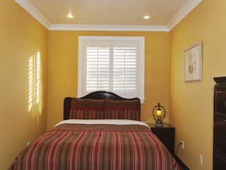 San Francisco house photo - Upstairs Bedroom with Queen bed